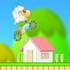 Oveja motociclista juego