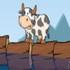 Vaca equilibrista juego