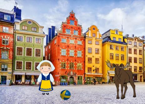 ¡Evádete con el mes de Suecia en Farmzer!
